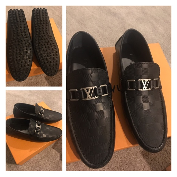 51354ec1abd2 Authentic Louis Vuitton Men s Hockenheim Moccasin